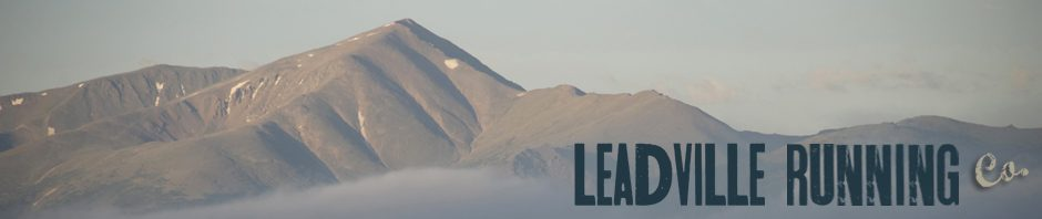 Leadville Running Company